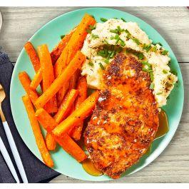 Pollo Crujiente Con Miel Caliente Zanahoria Frita Y Cebollin Aprende a preparar crema de zanahoria fría con esta rica y fácil receta. pollo crujiente con miel caliente zanahoria frita y cebollin